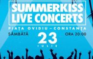 Concertele Verii Summerkis in Piata Ovidiu