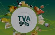 TVA - ul la materiile agricole scade la 9%