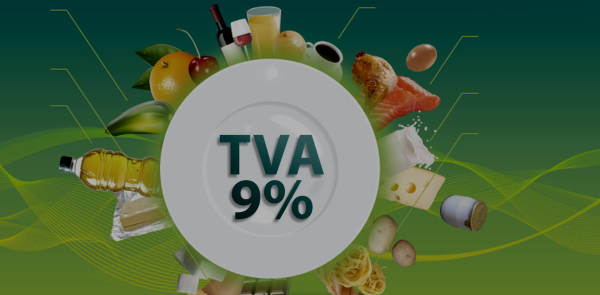 TVA – ul la materiile agricole scade la 9%