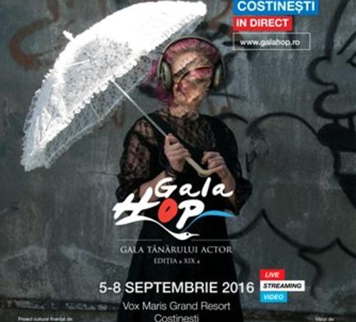 HOP-ul tinerilor actori revine la Costineşti