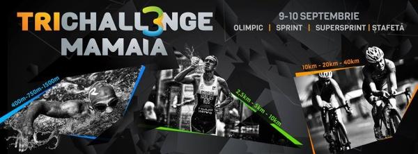 Sportivi din 10 ţări iau startul la TriChallenge Mamaia 2016