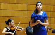 Recital sustinut de soprana Armine Khachatryan