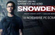 """Filmat în Germania, de teama NSA & CIA, filmul  """"Snowden"""" intra din 18 noiembrie, în cinematografe"""