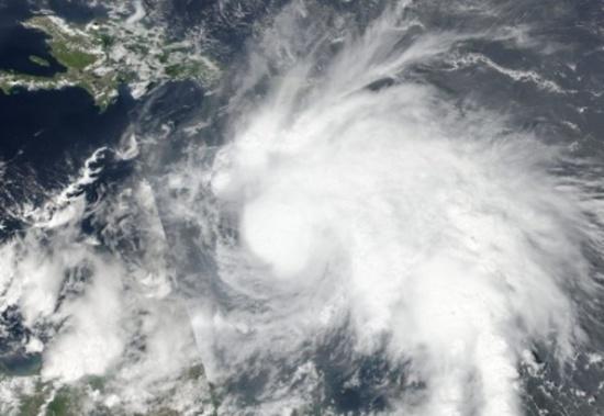 SUA – Evoluție uragan Florence