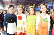 ,,Carnavalul toamnei'' la  Grădiniţa cu program normal nr 1 Murfatlar.