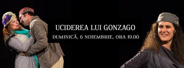 """""""Uciderea lui Gonzago"""" pe scena teatrului constantean"""