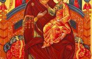 """Sfințirea icoanei """"Maica Domnului Pantanassa"""" la Constanța"""