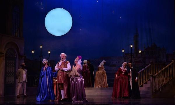"""""""O noapte la Venetia"""" pe scena constanteana"""