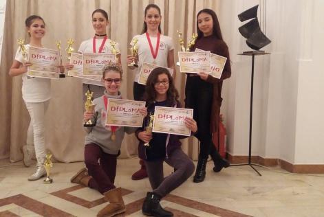 """Coregrafia aduce premii pentru Colegiul Național de Arte """"Regina Maria"""""""