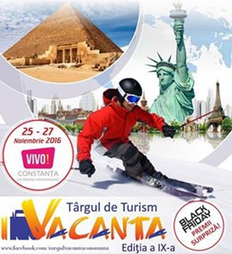 Târgul de Turism VACANŢA Constanţa