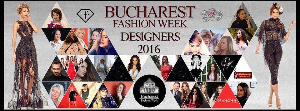 Ce designeri vin la Bucharest Fashion Week