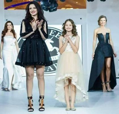 Trei premii importante în modă pentru Andreea Dogaru!