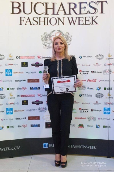 Premiile la Romanian Fashion Awards