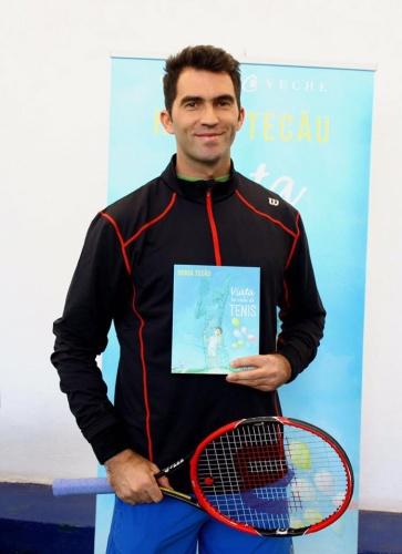 Horia Tecău își lansează cartea la Constanța