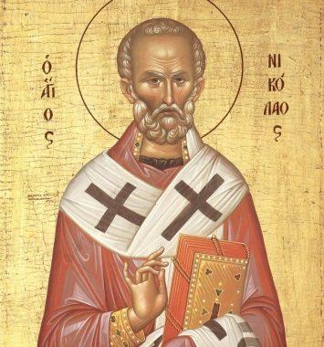 Sărbătoarea Sfântului Ierarh Nicolae în Arhiepiscopia Tomisului