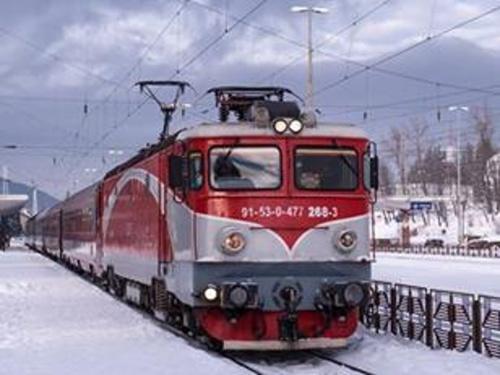 Circulaţia trenurilor în condiții de iarnă