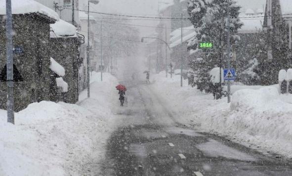 Canada: Temperaturi scăzute și furtuni de zăpadă