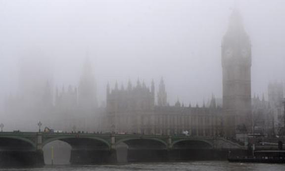 Marea Britanie: Poluare la Londra