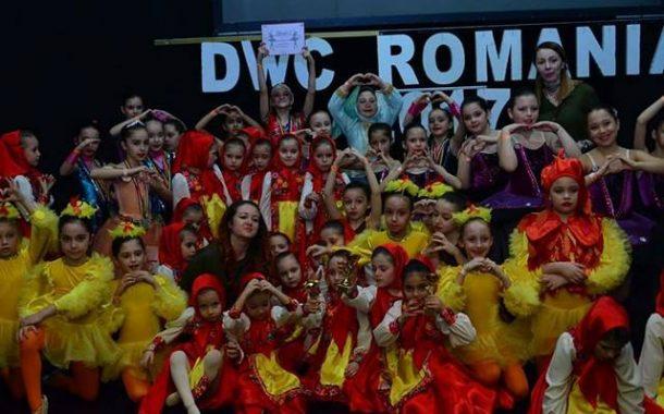 Scoala de dans  Joy2Dance ,  calificata la Marea finala Dance World Cup 2017 din Germania