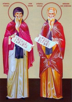 29 februarie: Sfinții dobrogeni Cuvioșii Ioan Casian și Gherman