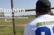 Meci demonstrativ de baseball SUA - Romania cu ocazia Zilei Jackie Robinson