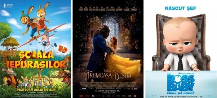 Filme de văzut cu familia la cinema de Paște