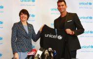 Horia Tecău este  noul Ambasador Național pentru UNICEF în România