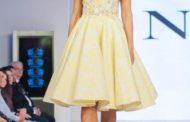 Creatoarea de modă pe care francezii au numit-o simbolul eleganței a făcut senzație la Bucharest fashion Week!
