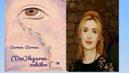 Lansare de carte, Carmen Ciornea