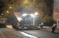 Constanta:  Reparatii trama stradala
