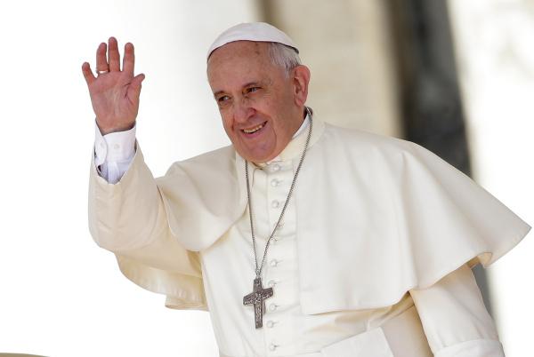 Vizita Papei Francisc în România anunţată de Arhiepicopul Ioan Robu