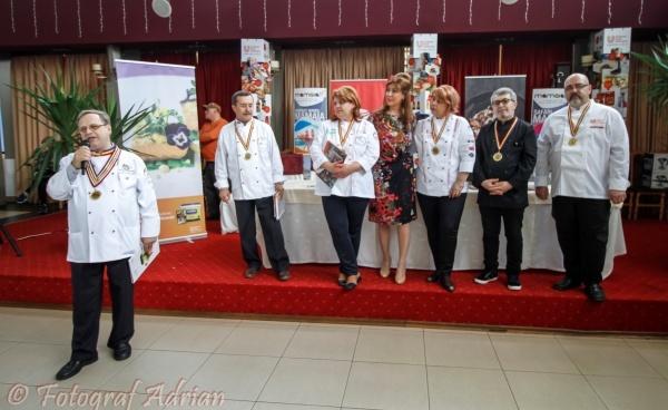 Câştigătorii Festivalului Peştelui şi al Fructelor de Mare