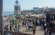 Record de turisti in Vama Veche