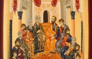Sărbătoarea Rusaliilor în Arhiepiscopia Tomisului