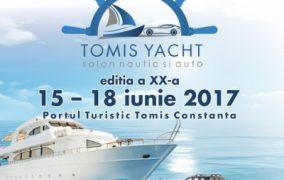 Salonul Nautic și Auto  TOMIS YACHT 2017