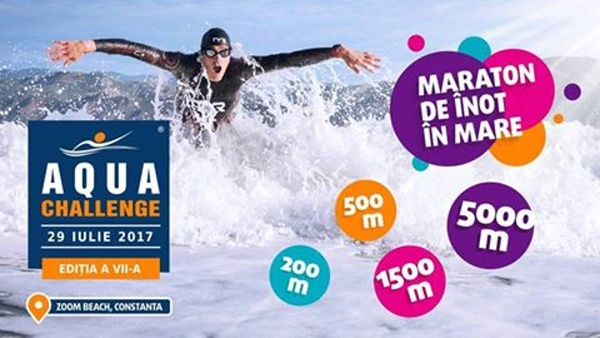 Aqua Challenge Constanta 2017