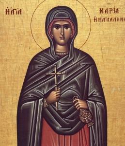 22 iulie – Sfânta Mironosiță Maria Magdalena