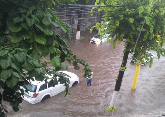 Atenționare: Prelungire cod galben de ploi pentru municipiul Constanța!