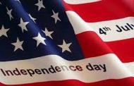 4 iulie: Ziua Independenței Statelor Unite ale Americii