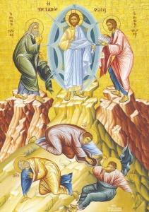 6 august: Schimbarea la Față a Domnului