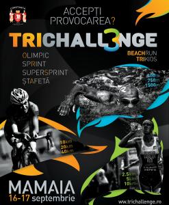 Peste 1.200 de sportivi sunt aşteptaţi la TriChallenge Mamaia 2017