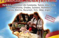 Începe Târgul Național de Produse Tradiționale Constanța