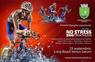 "No Stress Triathlon ""Callatis"" 2017"