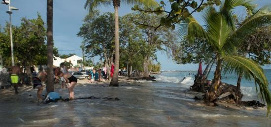 """Uraganul """"Jose"""" : Condiții meteorologice severe în Caraibe"""