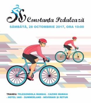 Sambata, Constanta pedaleaza