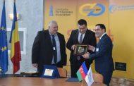 Protocol de colaborare între Portul Constanța și Portul Baku