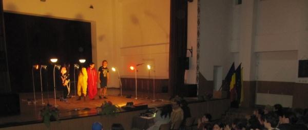 Caravana teatrului în județul Constanța