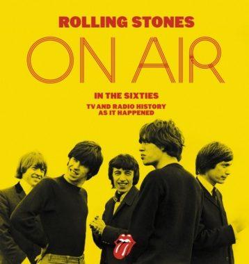 The Rolling Stones va lansa ON AIR pe 1 decembrie