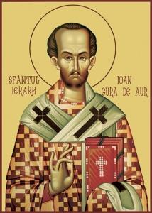 13 noiembrie: Sfântul Ioan Gură de Aur