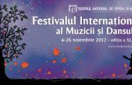 """Programul """" Festivalului International al Muzicii si Dansului"""" Constanta 2017"""